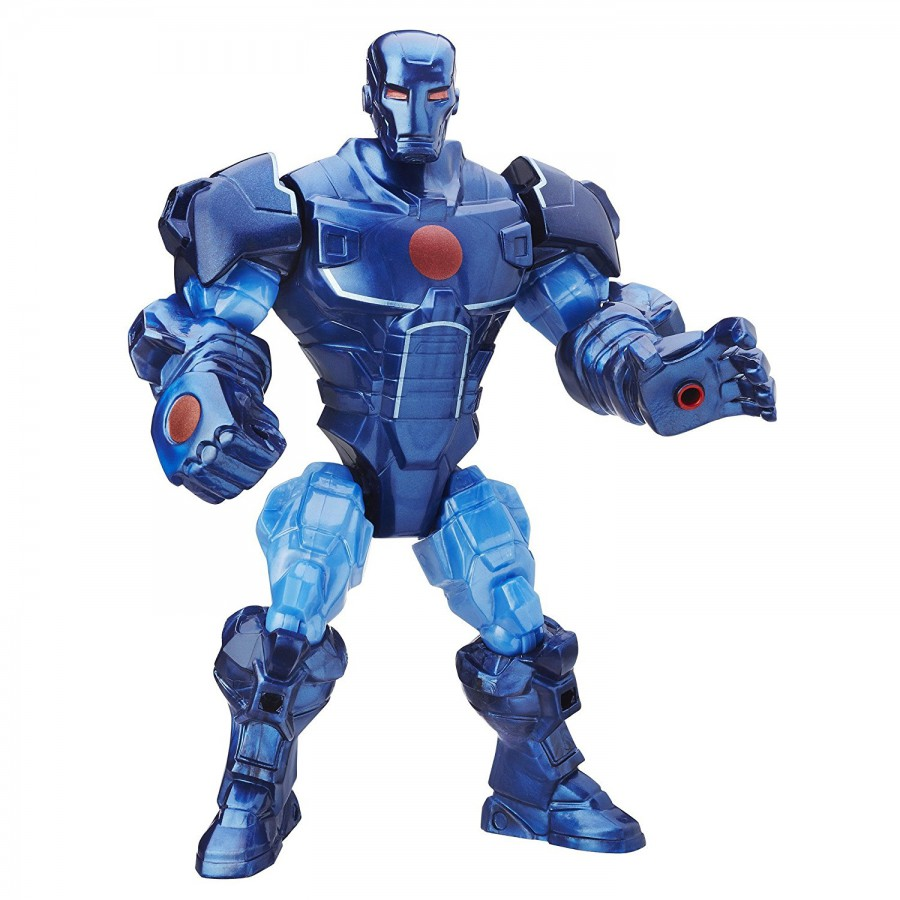 Action Figure 16cm IRON MAN STEALTH MODE Marvel SUPER HERO MASHERS Hasbro
