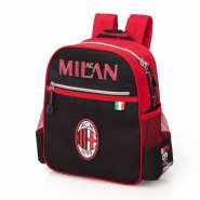 MILAN Zaino Piccolo 29x25cm We Are AC Milan ORIGINALE Ufficiale