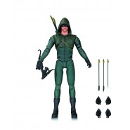 Figura Action 18cm ARROW dalla TERZA STAGIONE Season 3 Originale DC COLLECTIBLES