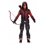Figura Action 18cm ARSENAL da Serie Tv ARROW Originale DC COLLECTIBLES