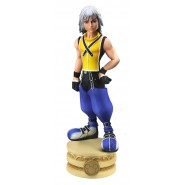 Head Knocker 15cm Figure RIKU From KINGDOM HEARTS Original NECA