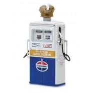 Modellino Die Cast POMPA di BENZINA Serie 4 STANDARD Scala 1:18 Serie VINTAGE GAS PUMP COLLECTION Greenlight Collectibles