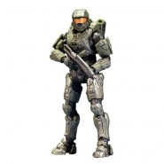 Rare Action Figure 15cm MASTER CHIEF With Rifle from HALO 4 SERIE 1 ORIGINAL McFarlane
