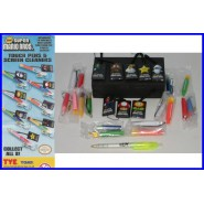 SUPER MARIO BROS Complete Set 8 TOUCH PENS with SCREEN CLEANER Original TOMY