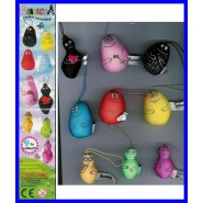 RARO SET Completo 9 Mini Peluche Figure BARBAPAPA' MINI MOSHY Originali Cool Things