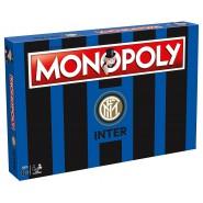 MONOPOLY Versione Speciale INTER Internazionale Squadra Calcio UFFICIALE Versione IN ITALIANO Monopoli