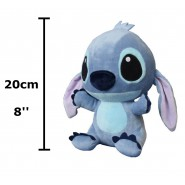 Plush BABY STITCH 20cm (8 inches) Original Official DISNEY Hologram Soft Toy
