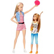 BARBIE e STACIE Box 2 Bambole - Originale MATTEL DWJ64