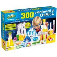 Playset Gigante 300 ESPERIMENTI DI CHIMICA Originale Scienza I'M A Genius LISCIANI 62362