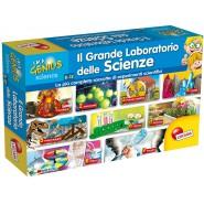 Playset Gigante GRANDE LABORATORIO DELLE SCIENZE con 9 ESPERIMENTI Originale Scienza I'M A Genius LISCIANI 56378