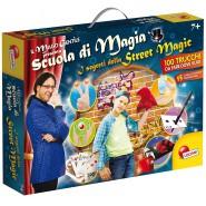Playset Valigetta SCUOLA DI MAGIA 100 TRUCCHI Originale Scienza I'M A Genius LISCIANI 60337