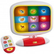 Playset Elettronico BABY SMART TV Originale CAROTINA Baby 49820 LISCIANI