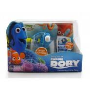 Robo Fish BABY DORA da Alla Ricerca di Dory 10cm NUOTA DAVVERO Originale