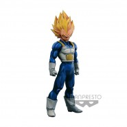 DRAGONBALL Z Figura THE VEGETA Special Color MANGA DIMENSIONS Grande 30cm Master Stars Piece BANPRESTO