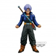 DRAGONBALL Z Figura THE TRUNKS Special Color MANGA DIMENSIONS Grande 25cm Master Stars Piece BANPRESTO