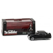 Modellino LINCOLN CONTINENTAL 1941 dal Film IL PADRINO 1/43 DieCast Greenlight
