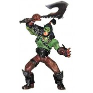 GROM HELLSCREAM Figura 12cm da WARCRAFT Battle Collection Originale TOYCOM