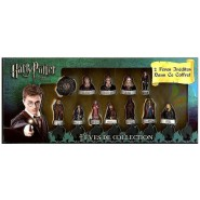 Rare BOXED SET 12 Mini PORCELAIN Figures HARRY POTTER AND THE ORDER OF THE PHOENIX 3cm OFFICIAL