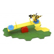 SEESAW Playset With Figures of Rubee and Jasper HOUSE OF THE BEES THE HIVE Original