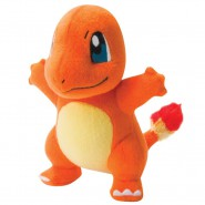 POKEMON Charmander PELUCHE 20cm ORIGINALE Tomy
