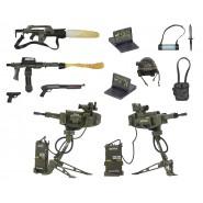 Special box ARMI E ACCESSORI Soldati Marines USCM x Figure Action ALIEN Predator NECA
