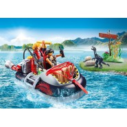 Playset GOMMONE Dei PREDATORI Furfanti In Fuga PLAYMOBIL Action 9435