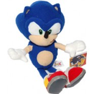 Plush Soft Toy SONIC 15cm From SONIC THE HEDGEHOG Gosh