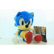 Peluche SONIC Blue 20cm From Videogame SONIC THE HEDGEHOG Impact