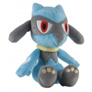 POKEMON RIOLU Plush 18cm (7'') ORIGINAL Tomy