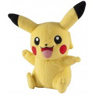 POKEMON PIKACHU Plush greetings Plush 20cm (8'') tall ORIGINAL Tomy