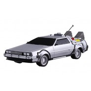 BACK TO THE FUTURE Snap Kit Model DeLorean DMC-12 1/43 Original Aoshima