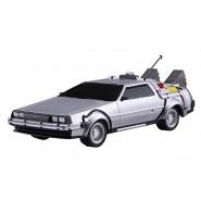 RITORNO AL FUTURO Snap Kit Modello Auto DeLorean DMC-12 1/43 Originale Aoshima