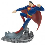 Busto RESINA Statuetta SUPERMAN 10cm DC Originale JUSTICE LEAGUE Monogram NUOVO