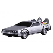 Model Car DELOREAN Mounting Kit from Back To The Future Part 2 Scale 1/43 10cm (4'') AOSHIMA Original