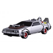 Model Car DELOREAN Mounting Kit from Back To The Future Part 3 Scale 1/43 10cm (4'') AOSHIMA Original