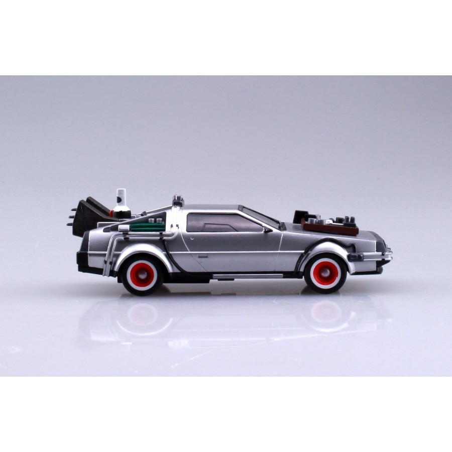 Model Car Delorean Mounting Kit From Back To The Future