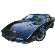 K.I.T.T. SUPERCAR Modello Auto KITT Scala 1/24 da SERIE TV Stagione 4 Kit Montaggio AOSHIMA