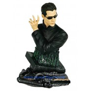 Statue POLYSTONE Bust  NEO The Matrix Revolutions NUMBERED EDITION 18cm (7'')