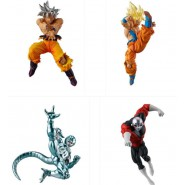 DRAGON BALL Set 4 FIGURE Dragonball VERSUS DB Super BATTLE 06 Bandai Gashapon GOKU ULTRA INSTINCT Jiren etc.