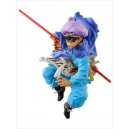 DRAGON BALL Figura Statua 14cm GOKU JOURNEY TO THE WEST Color Version Originale BANPRESTO Japan Dragonball