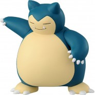 Tomy Giappone RARA Figura Action 7cm SNORLAX Moncolle-EX EHP-07