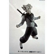 DRAGON BALL Figure 18cm TRUNKS Scream WORLD FIGURE COLOSSEUM Vol 6 BLACK WHITE Version Original BANPRESTO Japan Dragonball