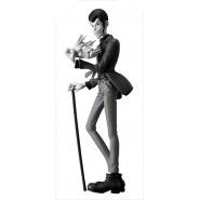 Figura Statua LUPIN Toglie Maschera 16cm BLACK WHITE VERSION Serie CREATOR X CREATOR Part 5 Originale BANPRESTO