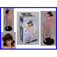 RARA SEXY Figura 20cm FUJIKO Margot MAGLIONE ROSA Serie DRESS UP  Stylish BANPRESTO LUPIN