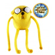 Peluche 30cm JAKE Cane da ADVENTURE TIME Originale CARTOON NETWORK