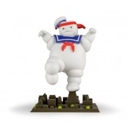 GHOSTBUSTERS Figura Collezione 15cm OMINO MARSHAMALLOW Stay Puft KARATE Diorama LOOT CRATE