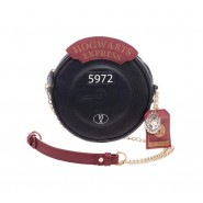 HOGWARTS EXPRESS Round 2 in 1 Crossbody / Clutch BAG Original HARRY POTTER