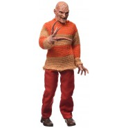 NIGHTMARE  Action Figure 18cm FREDDY KRUEGER 1989 VIDEOGAME Version NECA