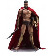Action Figure 15cm KING LEONIDAS From Movie 300 Original FIGMA 270 Good Smile