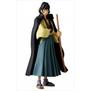 Figura Statua GOEMON Con Spada 17cm COLOR VERSION Serie CREATOR X CREATOR Part 5 Originale BANPRESTO